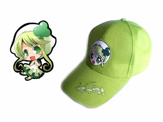 动漫守护甜心小丝Q版帽子图片