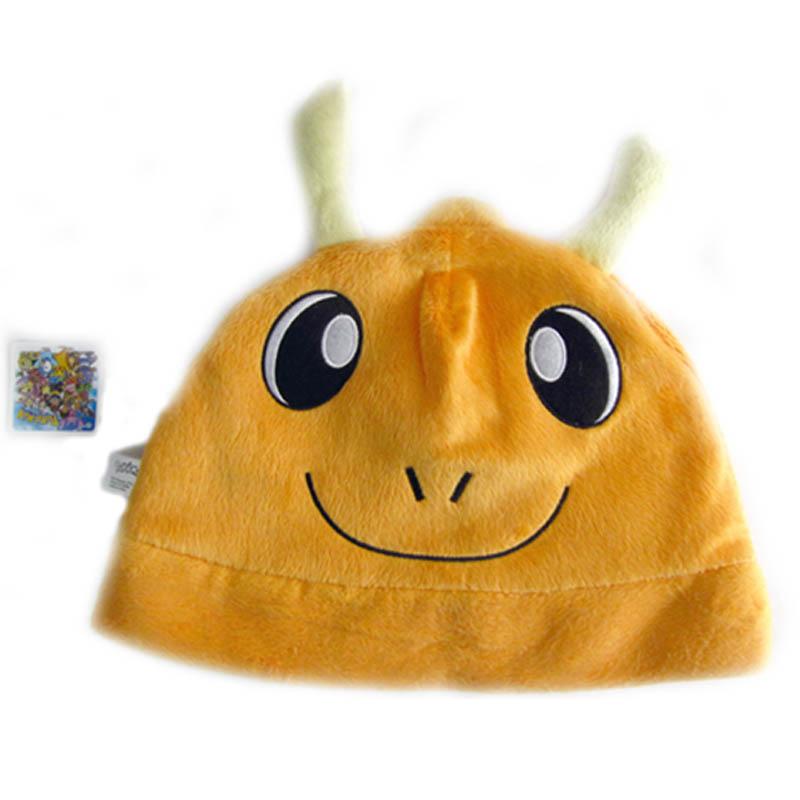 宠物小精灵神奇宝贝口袋妖怪快龙毛绒帽子ph011