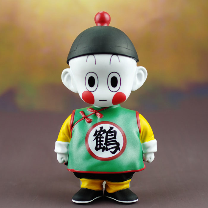 七龙珠饺子 搪胶公仔手办