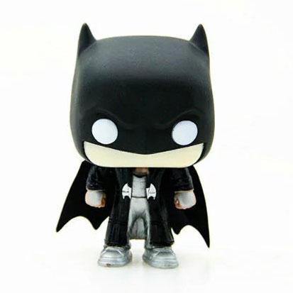 q版蝙蝠侠盒装手办