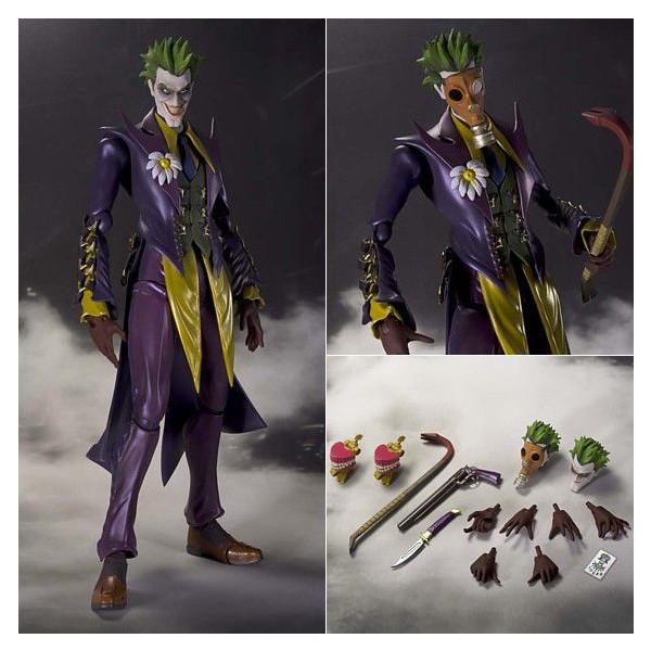 蝙蝠侠 shf 小丑joker