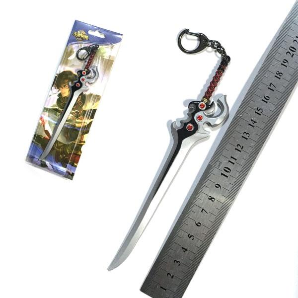 18cm王者荣耀青莲剑仙李白剑 刀扣