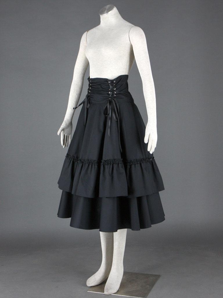 lolita文化-洛丽塔裙子3代-半连衣裙(女装2件套:半连衣裙,蝴蝶结)