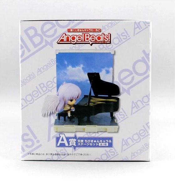 Angel Beats 一番赏 A赏 天使心跳 立华奏 钢琴套装手办